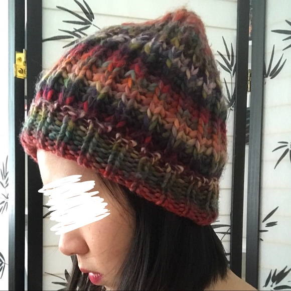 cae186ee78c Forever 21 Accessories - Forever21 Hippie Beanie